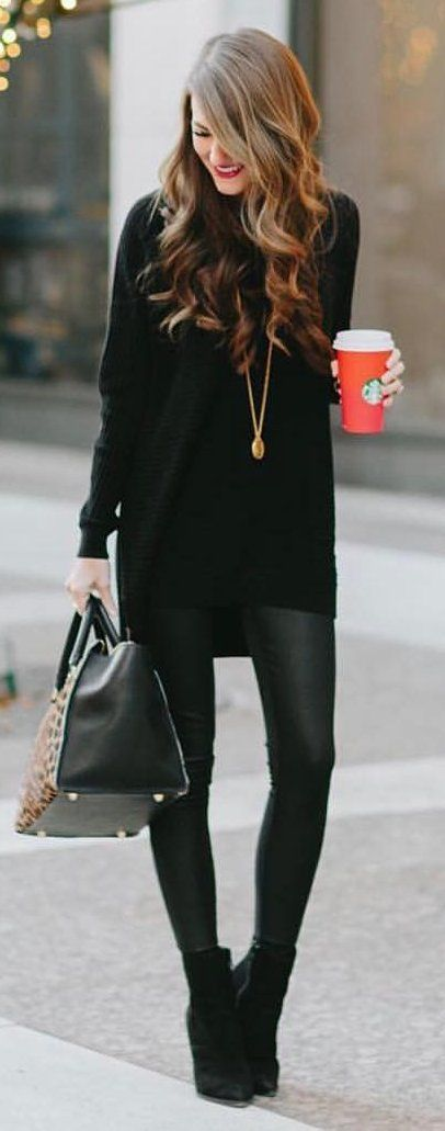 15 Best Leather Leggings Outfit Ideas Ultimate Style Guide Fmagcom