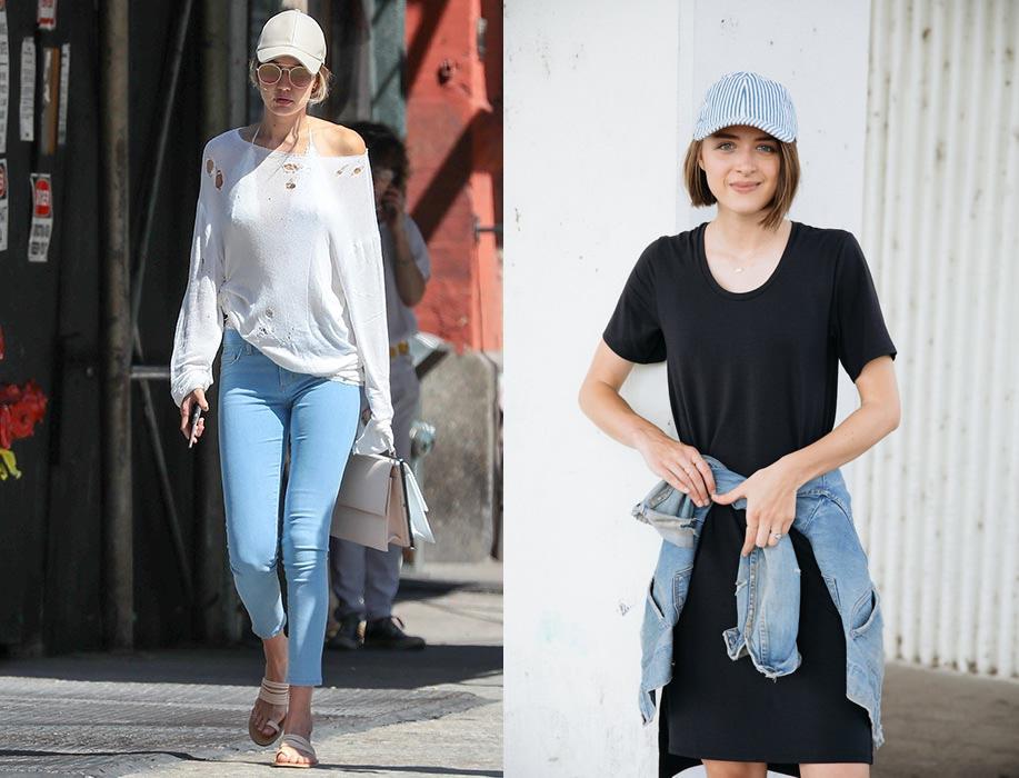 13 Beautiful Ways to Wear Baseball Caps for Women - FMag.com 44ef394f5525