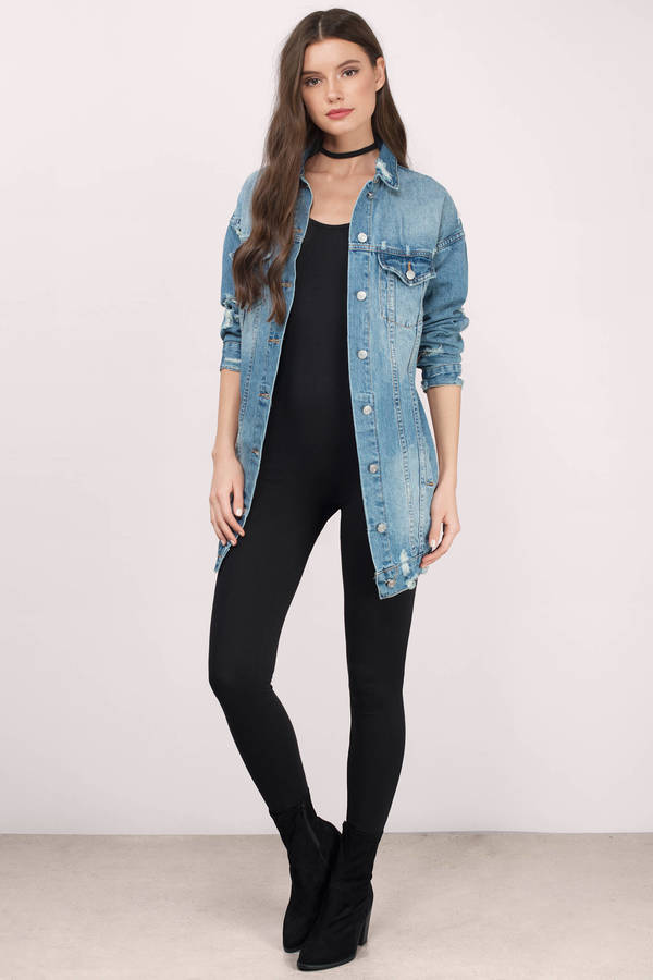12 Best Longline Blazer And Jacket Outfit Ideas For Women - FMag.com