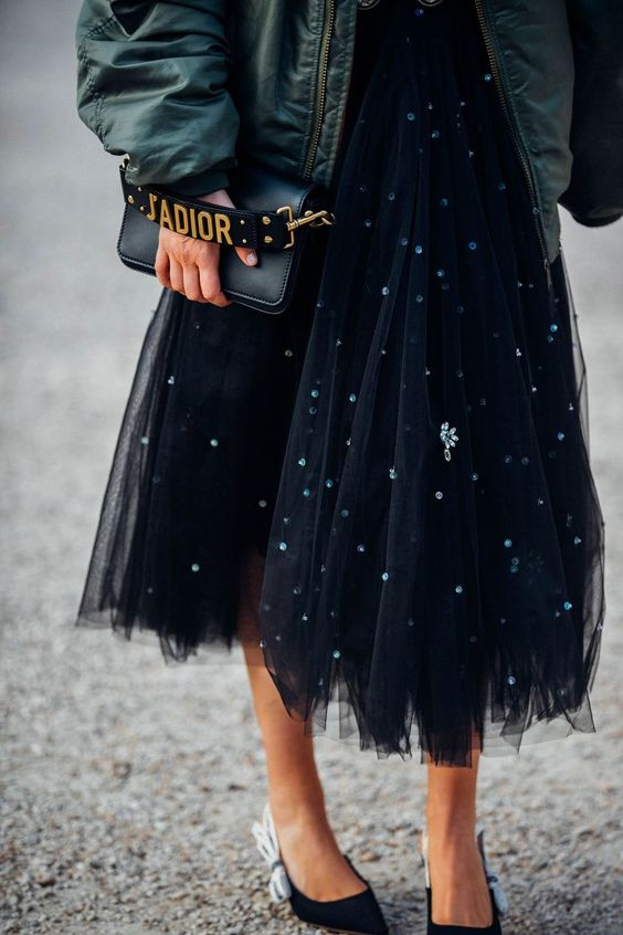 j' adore tulle