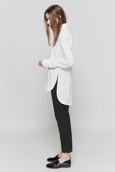 minimal chic black white