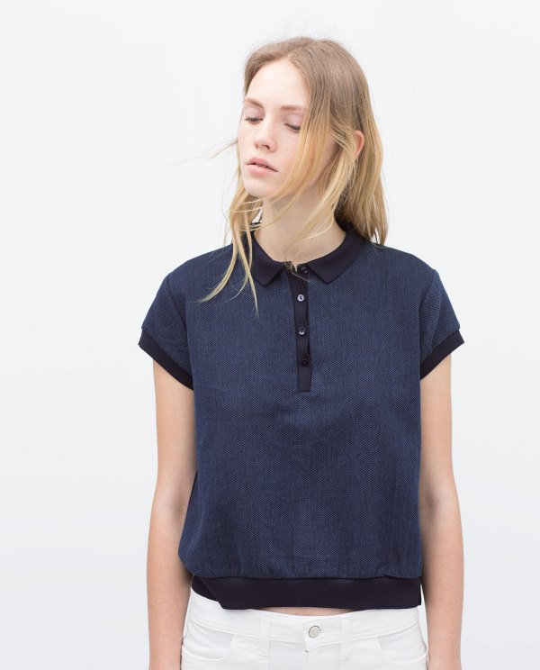 13 Best Ways on How to Wear Polo Shirt for Women - FMag.com