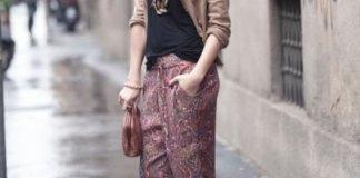 best harem pants outfit ideas