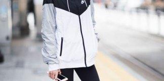 best windbreaker outfit idea