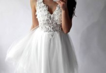 best white tulle dress outfits