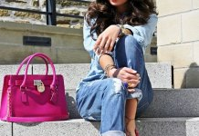 best pink loafers outfit ideas