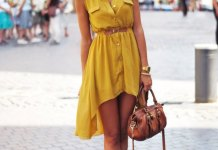 best high low dress outfit ideas