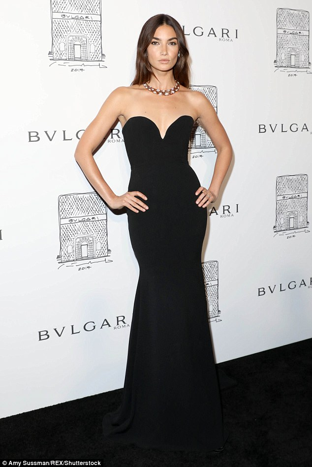 black strapless dress elegant classic