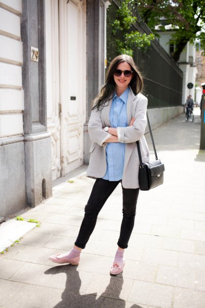 How To Style Pink Loafers 15 Amazing Outfit Ideas Fmag Com