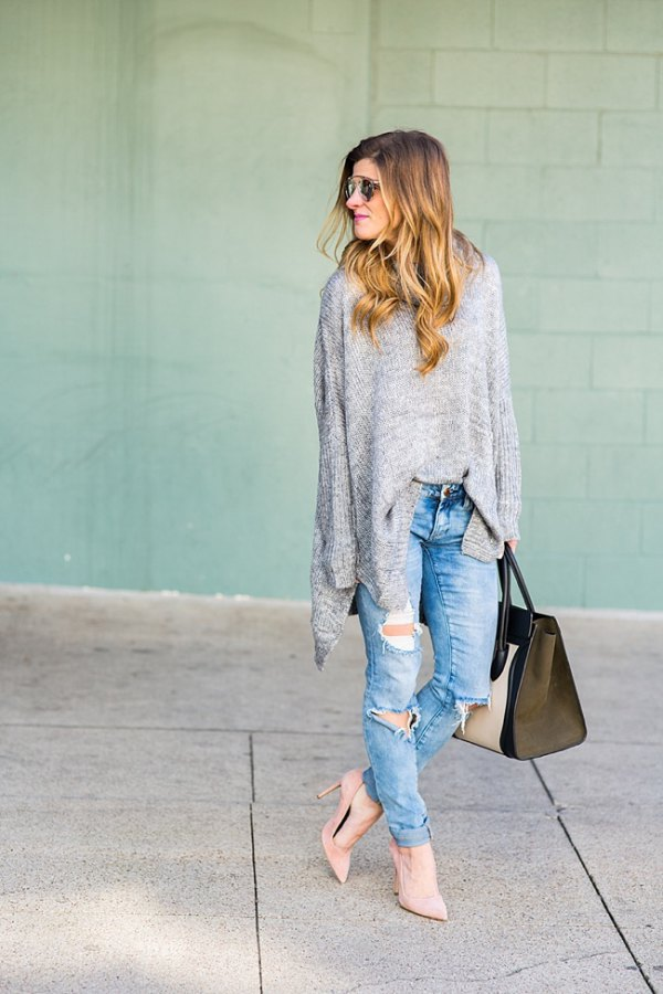 Outfits With Pink Heels