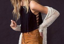 best suede shorts outfit ideas