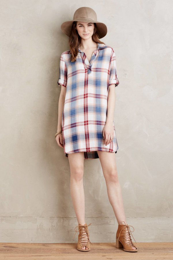 best plaid tonic outfit ideas