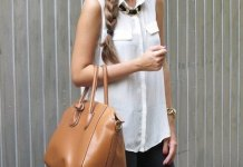 best white sleeveless blouse outfit ideas