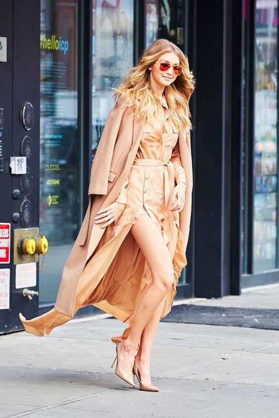 cashmere coat gig camel