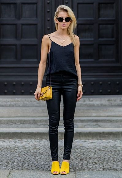 15 Chic Yellow Shoes Outfit Ideas for Women - FMag.com