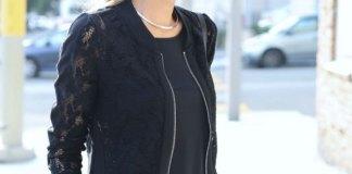 best lace jacket outfit ideas
