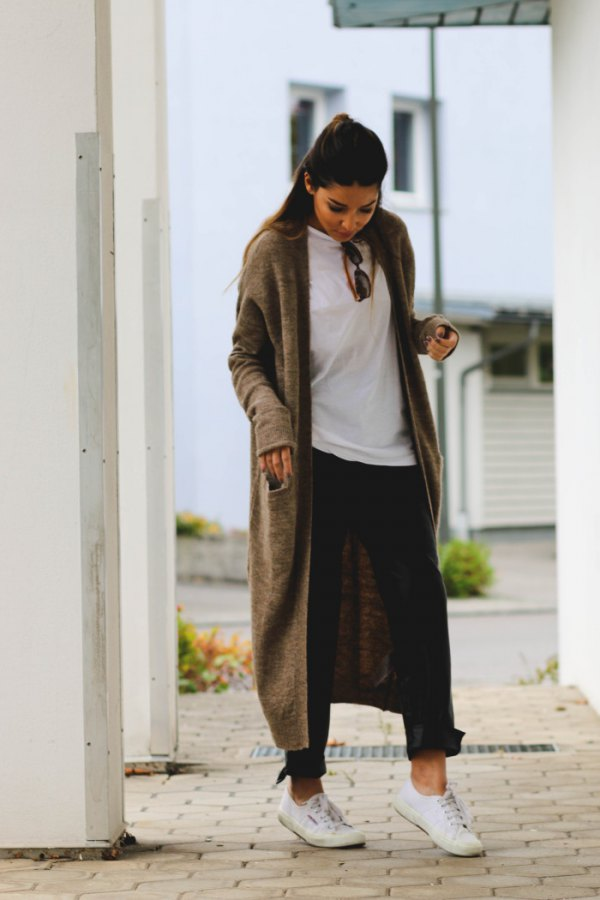 best hooded cardigan outfit ideas