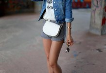 best jogger shorts outfit ideas
