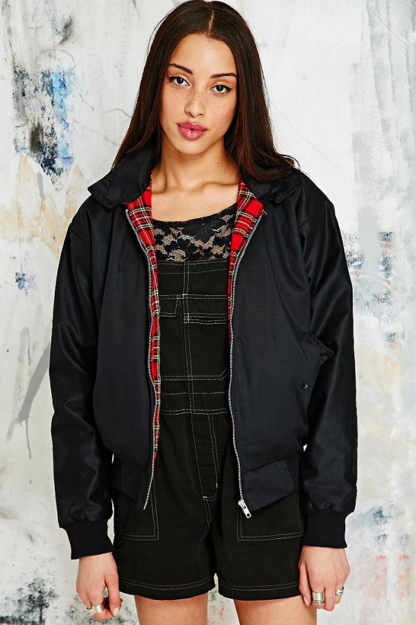 best harrington jacket outfit ideas