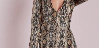best plunge dress outfit ideas