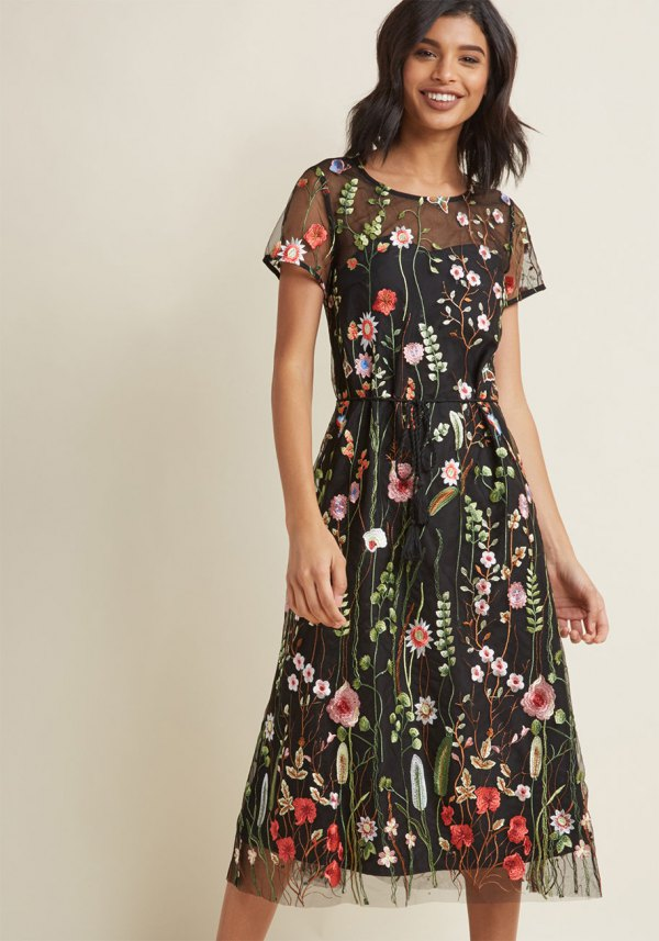 How to Wear Floral Sundress  Best 15 Outfit Ideas for Women - FMag.com 6f08ad4f6