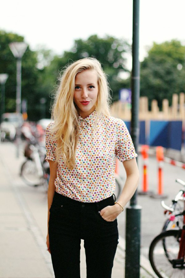 How To Wear Vintage Shirt 15 Beautiful Outfit Ideas For