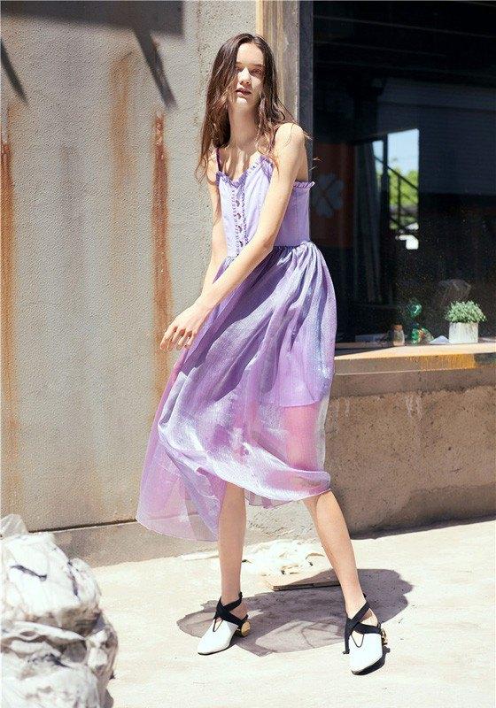 best lavender maxi dress outfit ideas