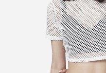 best mesh crop top outfit ideas