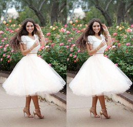 white two piece midi tutu dress with silver heels