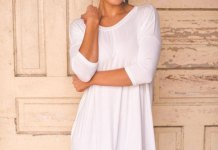 best extra long tunic top for leggings outfits