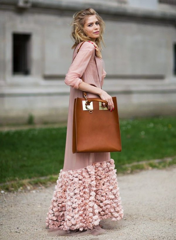 best shoulder bag outfit ideas for women
