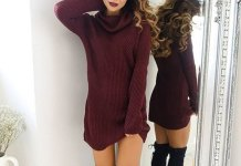 best long sweater outfit ideas for women