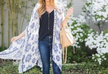 best kimono cardigan outfit ideas