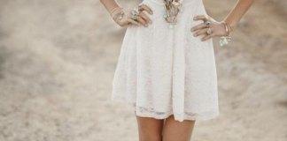 best cotton summer dress outfit ideas