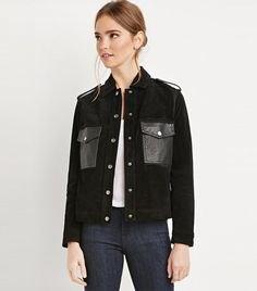 unique black blazer inspired by utility jacket