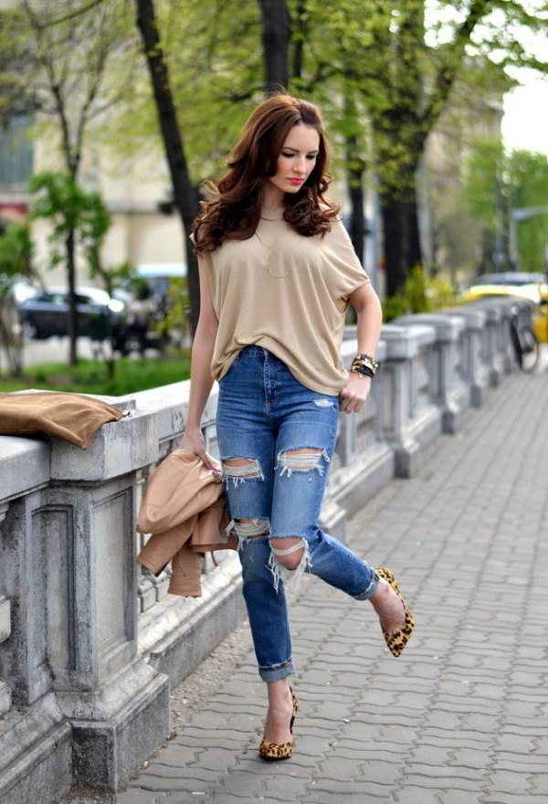 2ba78fc72a How to Style Cream Blouse: Best 15 Ladylike Outfit Ideas for Women ...