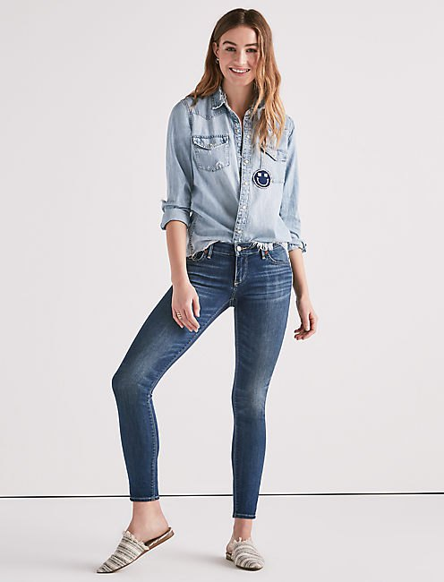 How to Wear Low Rise Skinny Jeans 15 Super Stylish Outfit