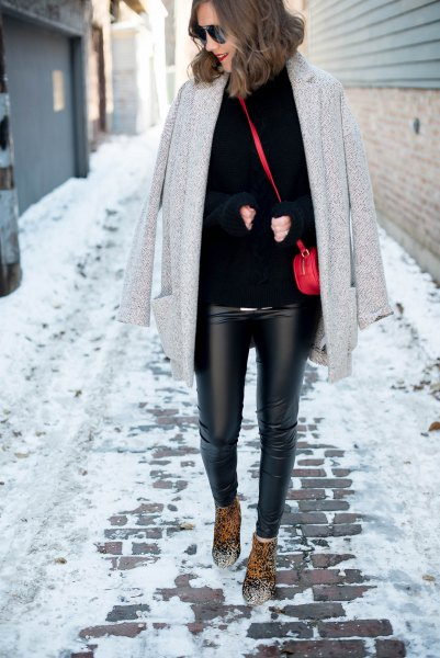 Top 15 Winter Leggings Outfit Ideas Style Guide For