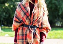 best wrap shawl sweater outfit ideas for women