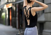 best backless top outfit ideas for ladies