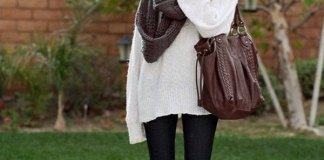 best fall sweater outfit ideas for women