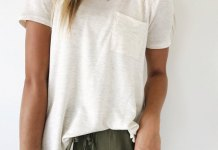 best green shorts outfit ideas for women