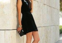 best metallic gold heels outfit ideas for women
