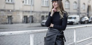 best leather hat outfit ideas for women