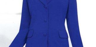 best royal blue suit outfit ideas for women