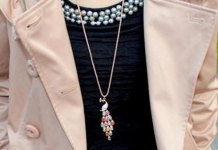 best gold chain outfit ideas for women