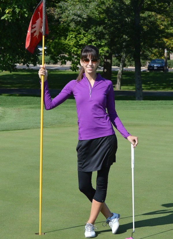 best golf jacket outfit ideas for women