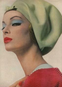 Bert Stern. Vogue 1962