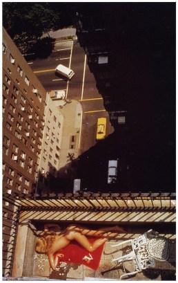 Central Park West, New York 1977