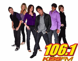 Kidd Kraddick Billy The Kid Cruz 106.1 KissFM Kiss FM KHKS Dallas
